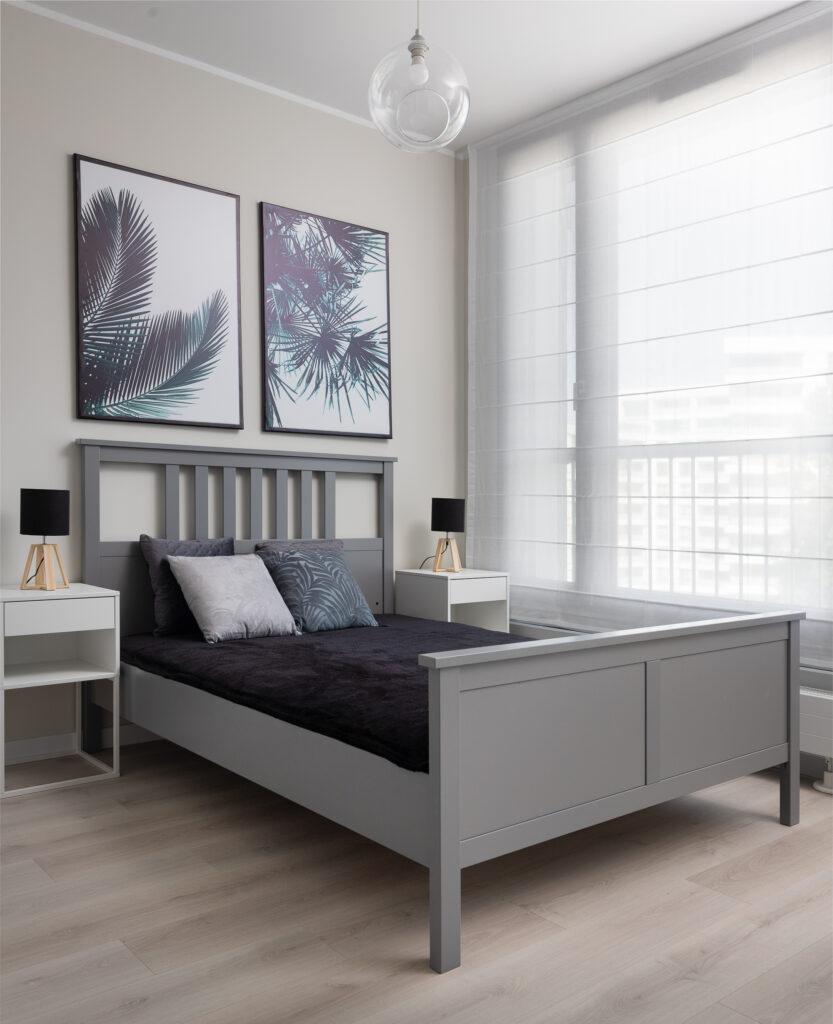 sypialnia dla pary