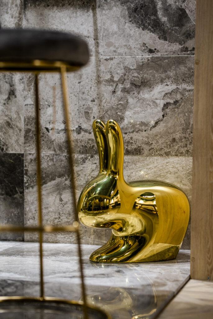 dekoracja królik