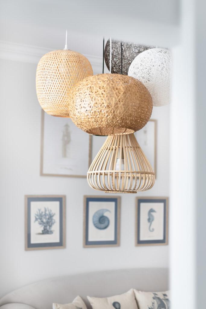 lampy w stylu boho