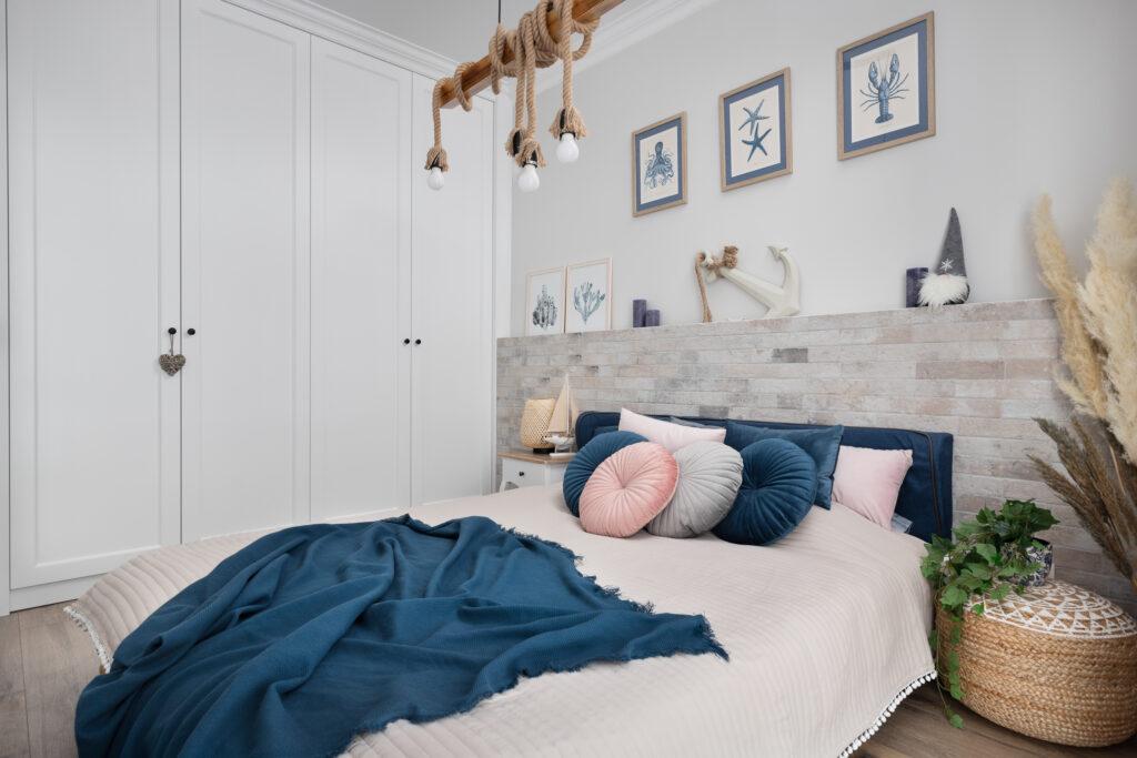 sypialnia w stylu manirystycznym