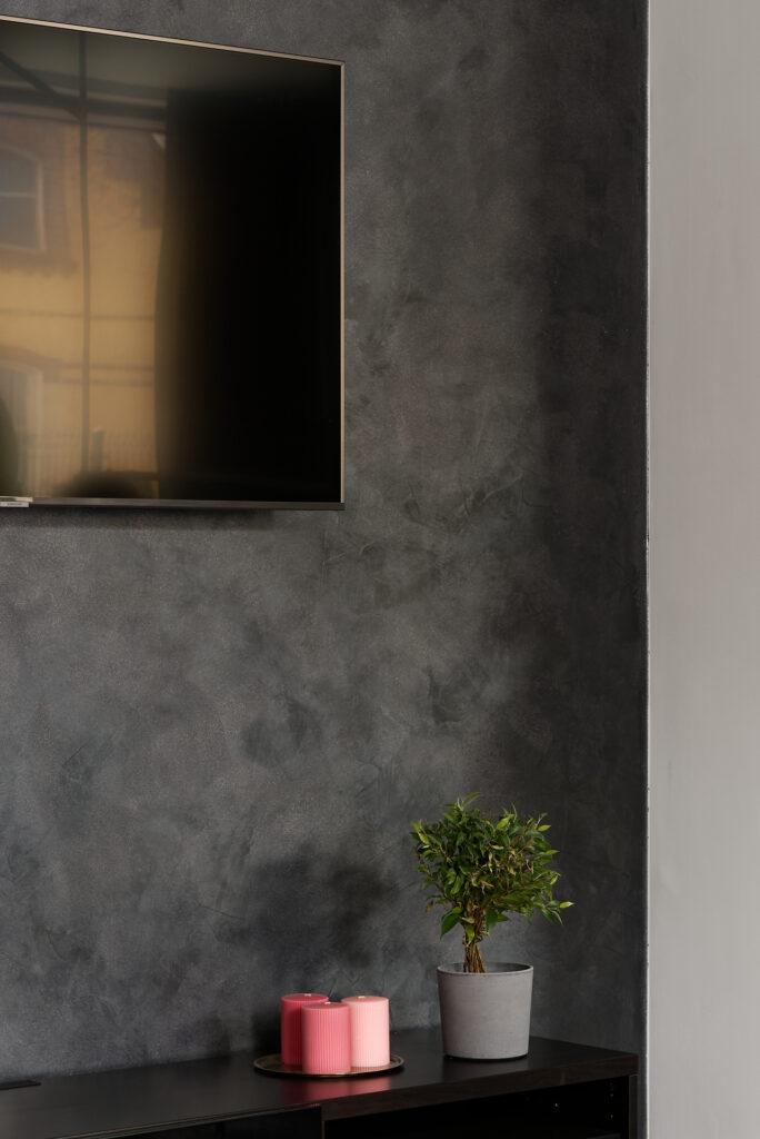 okładzina kamienna na ścianie