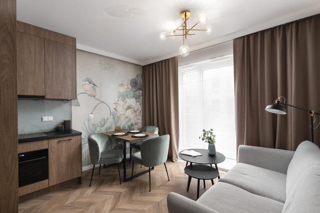 elegancki salon